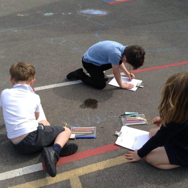 Observing puddles