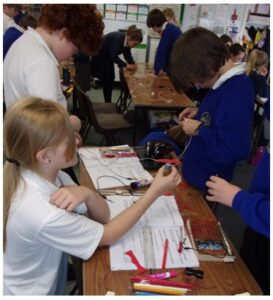 Red Kite science - Electricity