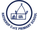 Hatherop Church of England Primary School Mobile Retina Logo
